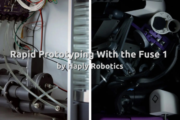 Rapid Prototyping with Formlabs Fuse 1