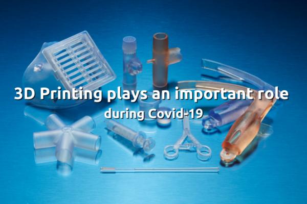 3d printing with Covid-19