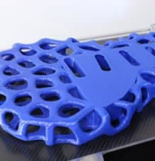 Part with No Support 3D Print