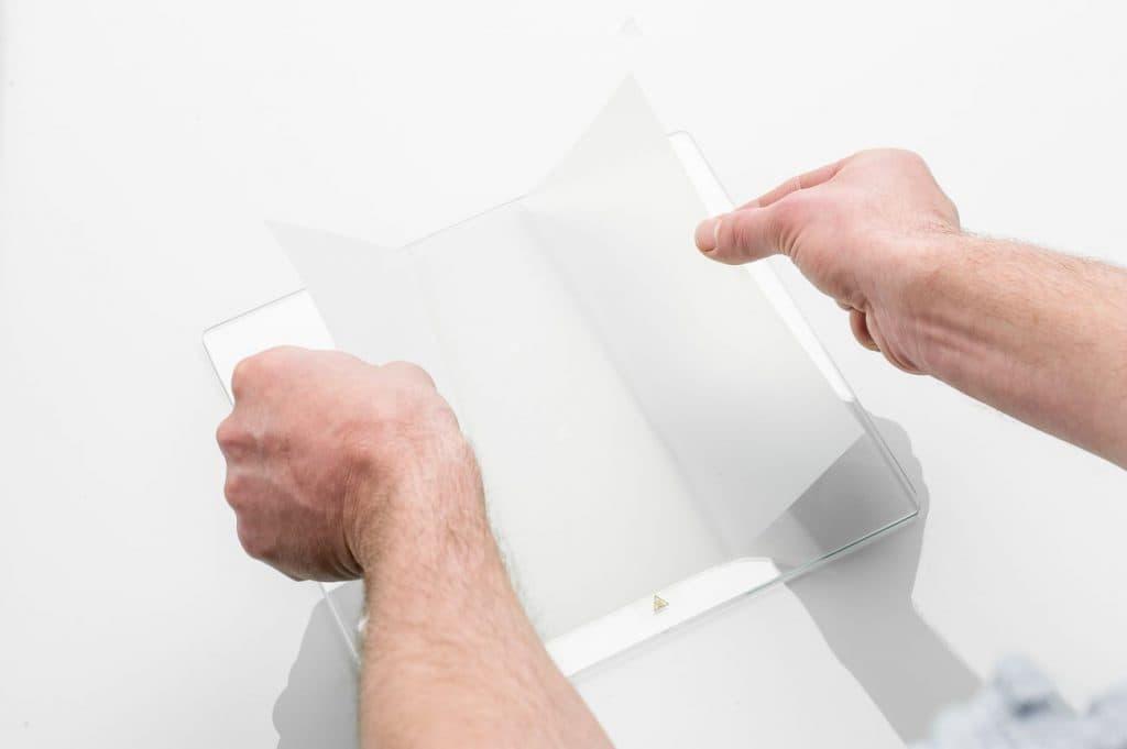 Adhesion Sheets Sticking
