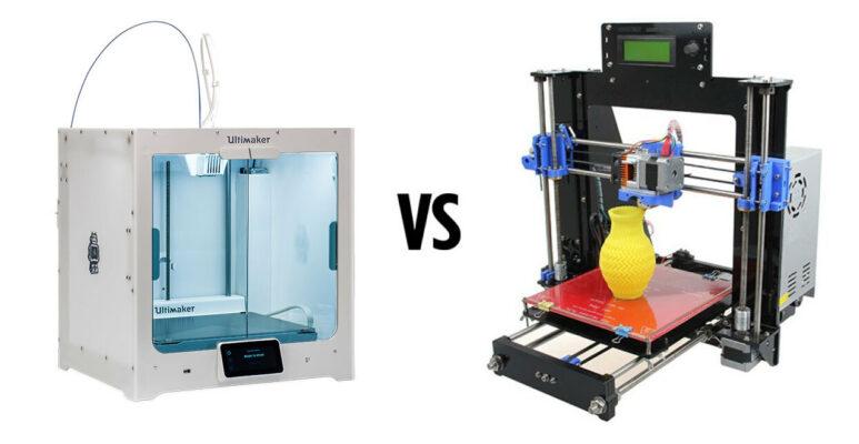Beginner Guide Part 3 Assembled 3D Printers VS. DIY 3D Printers