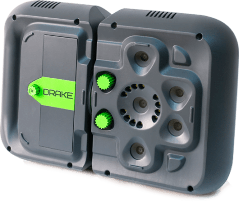 Drake 3D Scanner with interchangeable lens