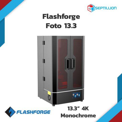 เครื่องพิมพ์ 3 มิติ 4K LCD Flashforge Foto 13.3