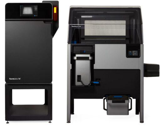 Formlabs Fuse 1 and Fuse Sift SLS 3D Printer