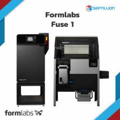 Fuse 1 and Fuse Sift Formlabs SLS 3D Printer