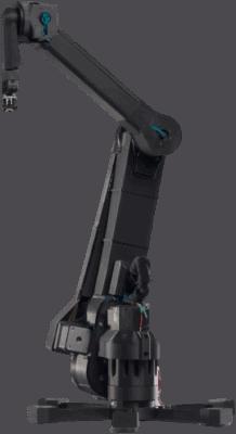 Markforged Kevlar-reinforced Onyx part