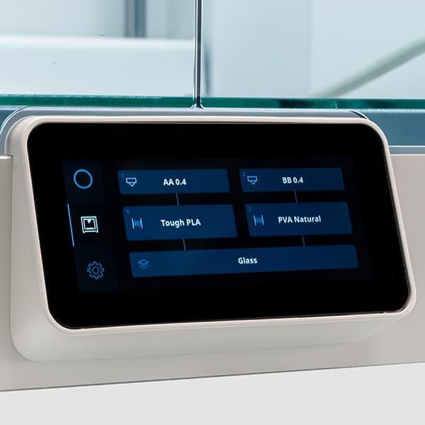 Ultimaker S5 Touchscreen Display