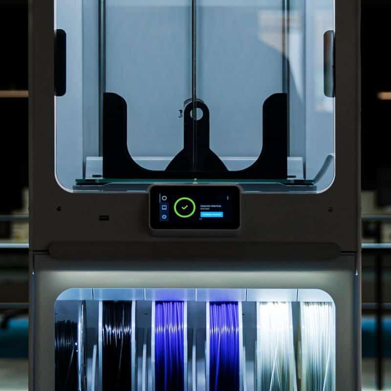 เครื่องพิมพ์ 3 มิติ Ultimaker-S5-Pro-Bundle-huge-capacity-for-up-to-24-7-3D-printing