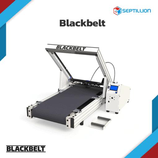 Blackbelt 3d printer