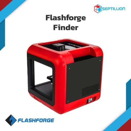 Flashforge-Finder-back