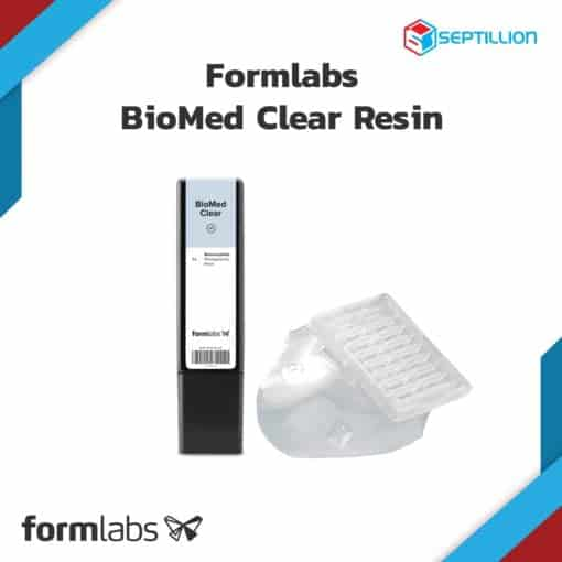 Formlabs BioMed Clear Resin Cartridge