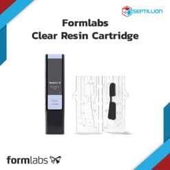 Formlabs Clear Resin Cartridge