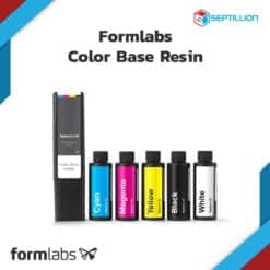 Formlabs Color Base Resin