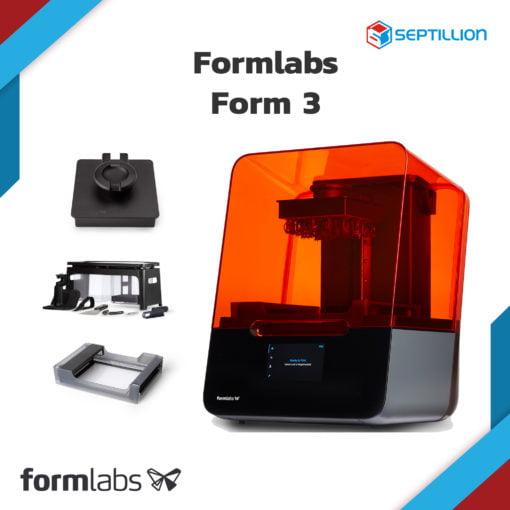เครื่องพิมพ์ 3 มิติ Formlabs Form 3 พร้อม Finish Kit