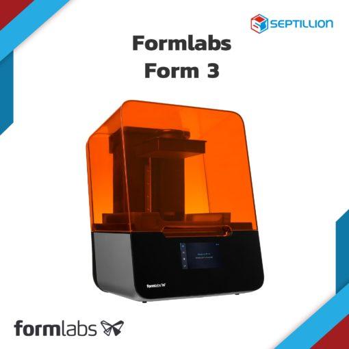 สินค้า เครื่องพิมพ์ 3 มิติ Form 3 จาก Formlabs