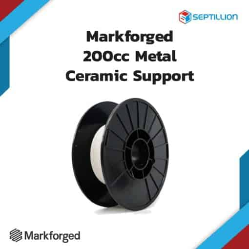 Markforged Metal Ceramic Support Material Spool 200cc.