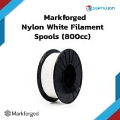 Markforged Nylon White Filament Spools (800cc)