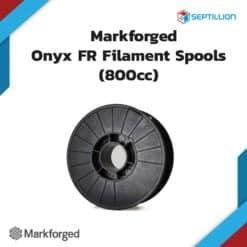 Markforged Onyx FR Filament Spools (800cc)