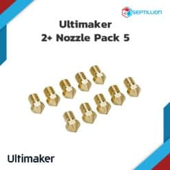 Ultimaker 2+ Nozzle Pack 5