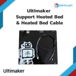 Ultimaker Support Heated Bed & Heated Bed Cable Ultimaker 2+/Ultimaker 2 Extended+