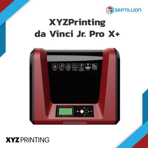 เครื่องพิมพ์ 3D XYZPrinting da Vinci Jr. Pro X+ เครื่องพิมพ์ 3 มิติ