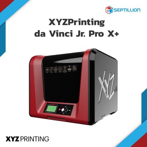 XYZPrinting da Vinci Jr. Pro X+ เครื่องพิมพ์ 3 มิติ ด้าน ขวา