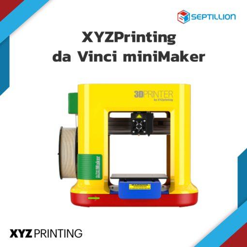 XYZPrinting da Vinci miniMaker เครื่องพิมพ์ 3 มิติ