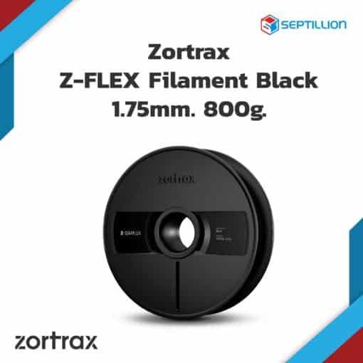 Zortrax-Z-FLEX-Filament-Black-1.75mm.-800g