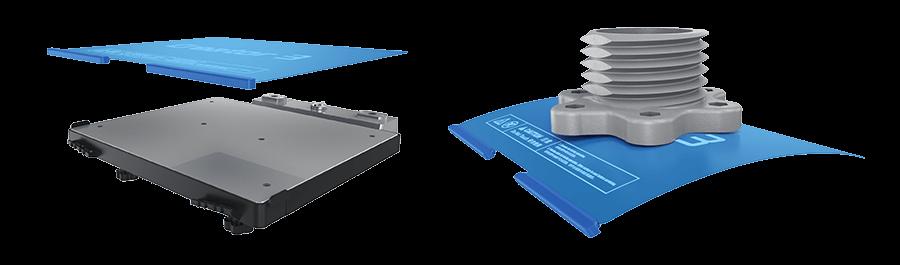 Flexible Heatable Platform