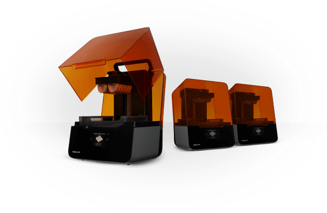 3 Formlabs Form 3 3D Printer machines