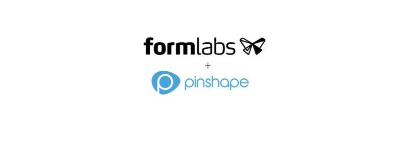 3D PRINTING MARKETPLACE PINSHAPE JOINS FORMLABS