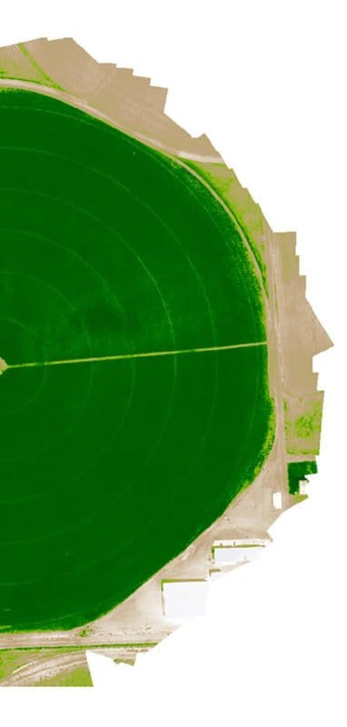 Agriculture farm 3d scan