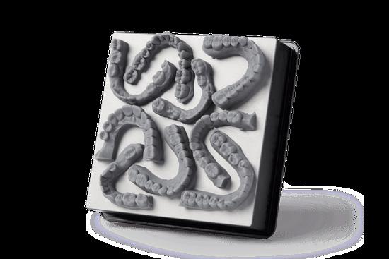 Clear Aligner 3D Print Sample Models