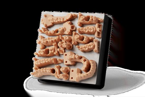 Crown and Bridge 3D Print Sample Models