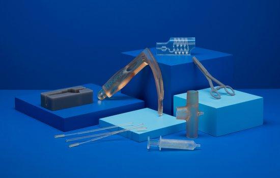 Sample Medical 3D Printed Tools