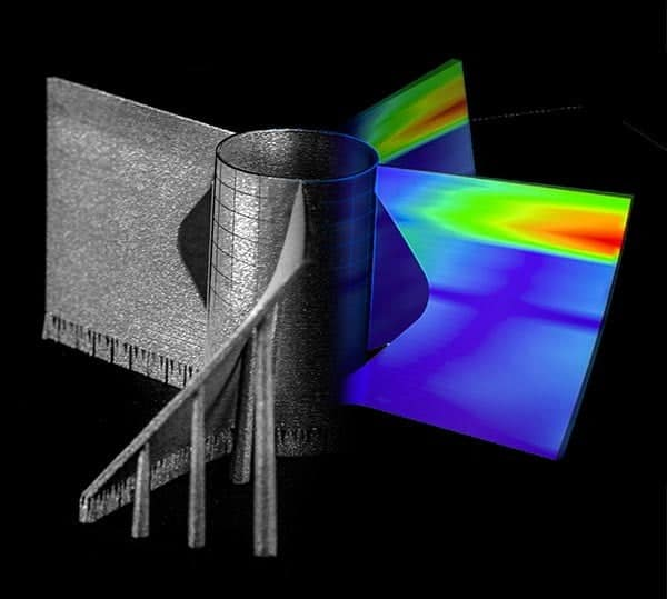 Metal 3D Print Parts with FEA Simulation Analysis
