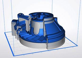 3D Model in Z-Suit Program