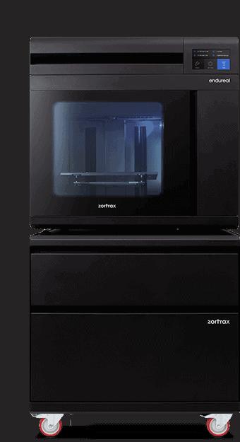 Zortrax Endureal 3d printer Front side